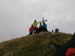 Cimon dei Furlani, 2187 metri slm