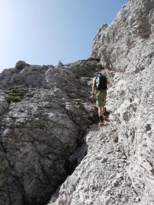 Ultimi 300 metri di dislivello
