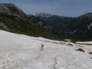 I nevai sul Ciadin de Senòns