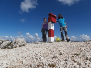 Cima Manera (o Cimon del Cavallo), 2251 metri slm
