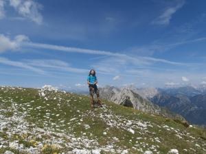Monte Caulana, 2069 metri slm