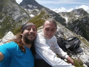 Cima Valgrande, 2007 metri slm