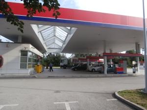 Sbagliato strada, ma fortunatamente verso la Slovenia