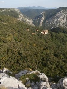 La valle in tutto il suo splendore