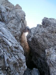 Equilibrismi rocciosi