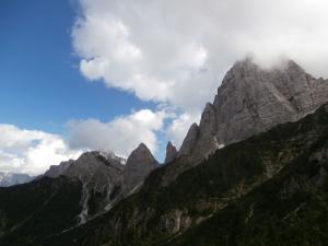 Creta Grauzaria, Torre Nuviernulis e Sernio