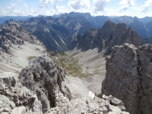 Val Monfalcon di Forni