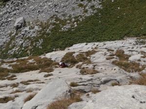 La roccia di Avostanis