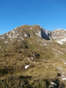 Sentiero Gerometta e monte Tremol