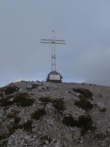 Croce dell'anticima degli Sfornioi