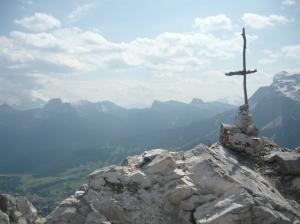 Cima Erbing (2301 metri slm), gruppo del Pomagagnon