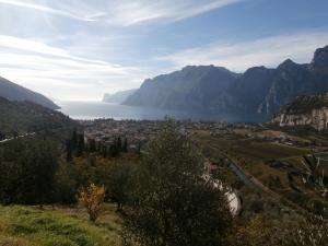 Rientrando verso casa, il lago di Garda