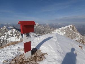 Cima Manera o Cimon del Cavallo, 2251 metri slm