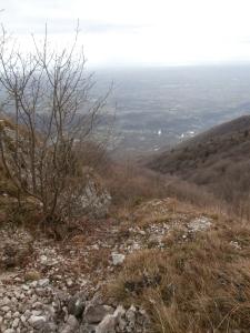 La risina scavata nella roccia