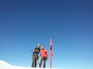 Monte Raut, 2025 metri slm