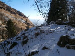 Si entra nella Val Grande