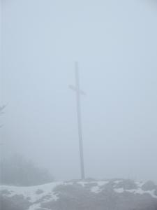 Croce di busa Bravin