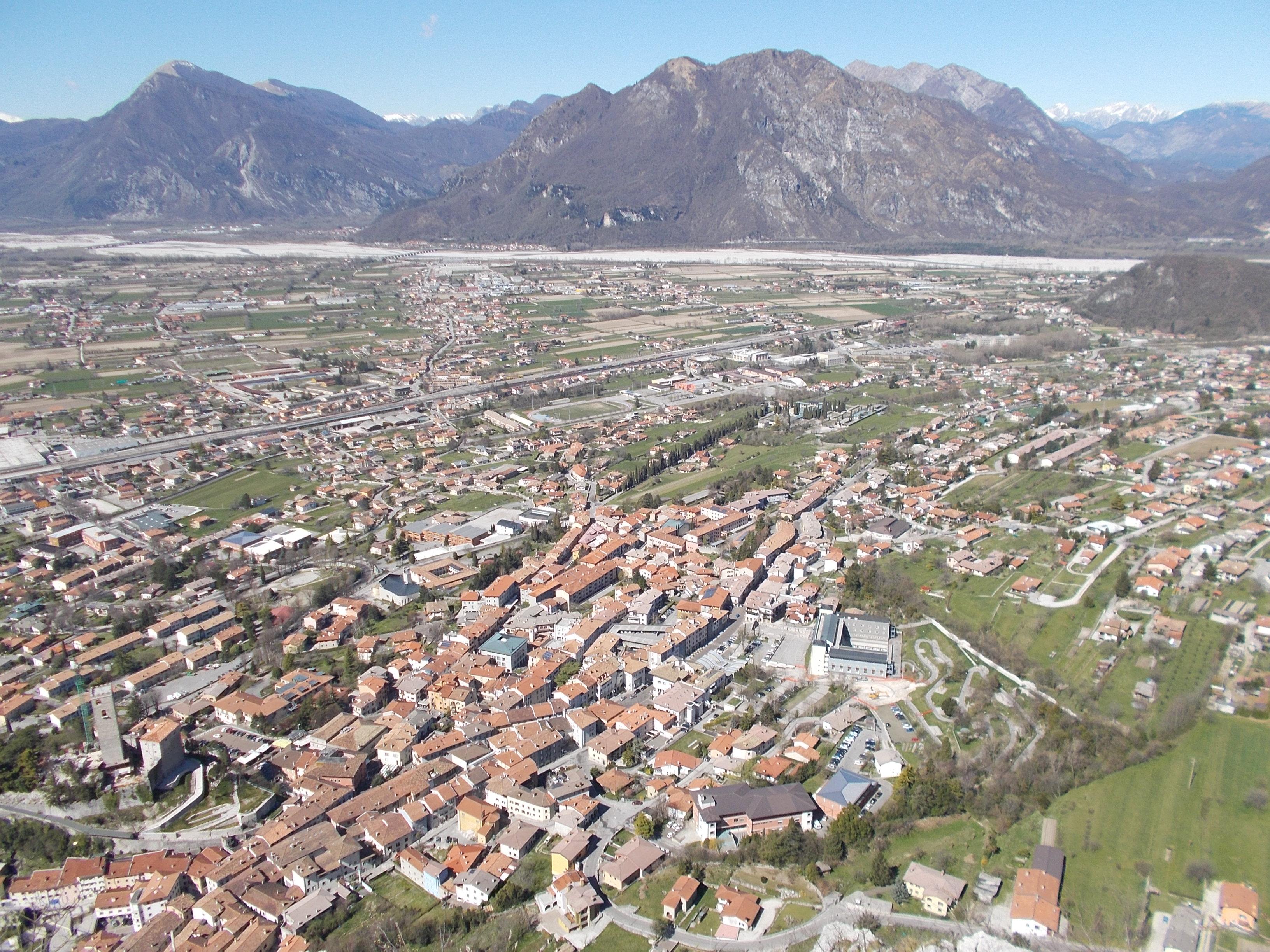 Spigolo del Glemine – Gemona del Friuli (UD)   RITORNO ...