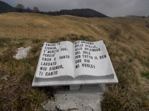 Il libro alla fine del sentiero