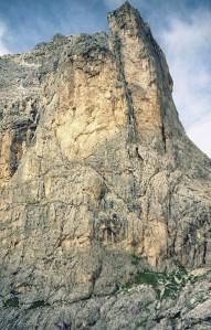 Punta Emma, gruppo del Catinaccio