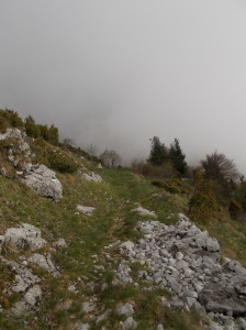 Verso le nubi