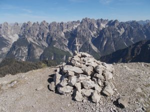 Monte Ferrara, 2258 metri slm