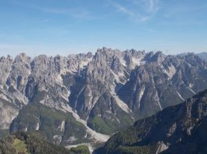 Val Montanaia e val Monfalcon di Cimoliana