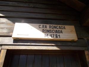Casera Roncada