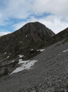 Monte Palantina dal sentiero CAI 924 della val Sughet
