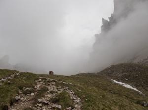 Bivacco Perugini (2060 metri slm)
