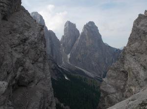 Sasso di Bosconero, Sasso di Toanella e Rocchetta Alta