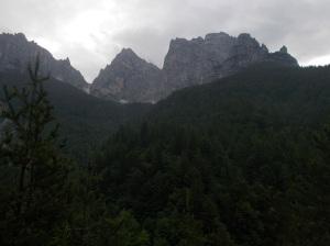 Sasso di Bosconero, Sasso di Toanella, Rocchetta Alta e Rocchetta Bassa