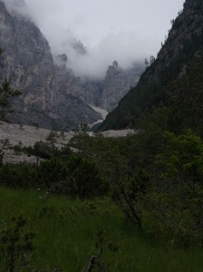Val Monfalcon di Cimoliana
