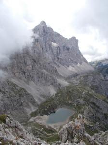 Lago Coldai e Civetta