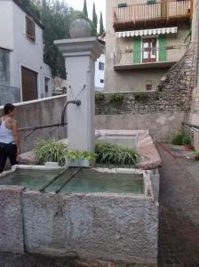 Vecchio lavatoio del '700