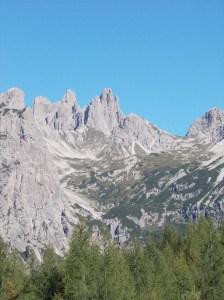 Monfalcon di Forni e bivacco Marchi-Granzotto