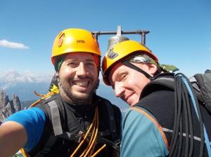 Campanile Toro, 2345 metri slm