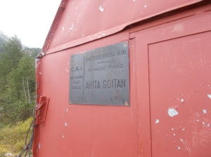 Bivacco Anita Goitan