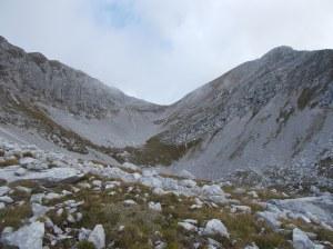 Cadino glaciale del Cornor