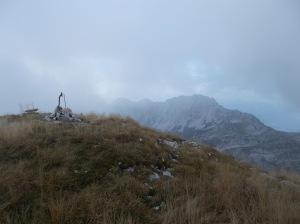 Cima Cornor, 2170 metri slm
