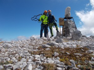 Zuc Dal Bor, 2195 metri slm