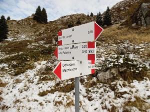 Sentiero CAI 993