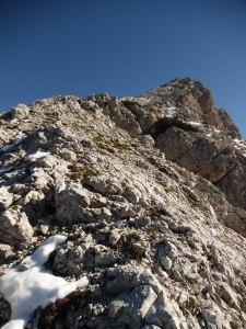 Michele fra le rocce