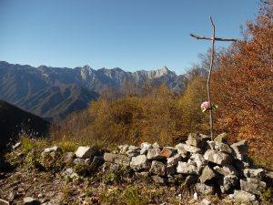 Panorama da San Daniele del Monte