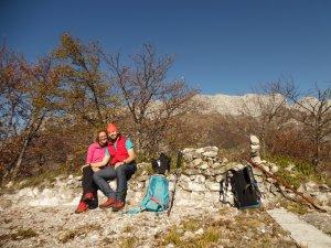 San Daniele del Monte, 1085 metri slm