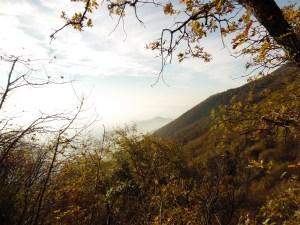 Vista verso Caneva