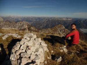 Cima Laste, 2247 metri slm