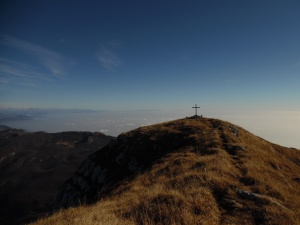 Cimon dei Furlani, 2183 metri slm
