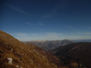 Panorama sul Raut