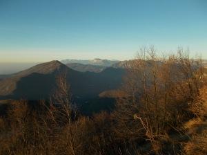 Panorama verso il Raut